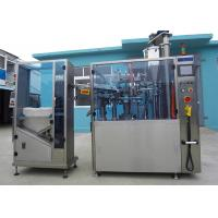 Cheap Atpack Aluminum Tube Filling And Sealing Machine Fully Automatic High Accuracy wholesale