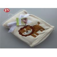 Cheap Lovely Animal Foldable Sherpa Baby Blanket Optional Pattern Design Home wholesale
