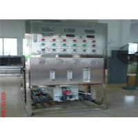 China Stainless Steel EDI Water Treatment Plant , Electrodeionization Water Treatment on sale