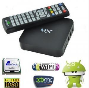 Quality 4.2.2 Dual Core Android TV Box,XBMC Midnight MX,Amlogic 8726 mini PC Set-top for sale