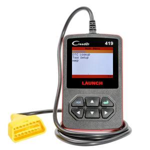 China Launch CReader 419 DIY Scanner OBDII/EOBD Auto Diagnostic Scan Tool Code Reader on sale