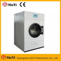 Cheap (HG) automatic stainless steel hotel industrial tumble spin rotary drying machine towel clothes dryer wholesale