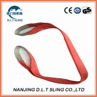 Cheap polyester webbing sling 5Ton,  According to CE,GS standard,  TUV Approved. SF 7:1 wholesale