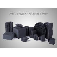 Cheap Square Honeycomb Activated Carbon High Suction Performance For Air Purification wholesale