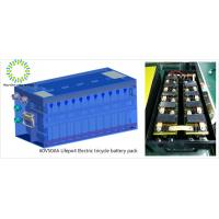Cheap Electric Vehicle Battery Pack , ROHS Safe 64v 50ah Club Car Golf Cart Batteries wholesale