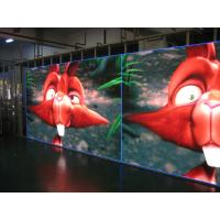 Cheap P3.9 HD Stage Background LED Video Curtain Display Ultra-Lightweight wholesale