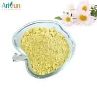 China Herbal Apigenin Chamomile Flower Powder For Hair Skin Anti Inflammatory Anxiety Medical Uses on sale