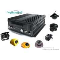 Cheap 4ch 720P AHD HDD Mobile DVR System for Vehicle Video Surveillance GPS/3G/4G/WIFI Optional wholesale