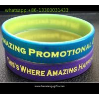 Cheap Factory designed printing color wristbands custom wholesale silicone wristbands wholesale