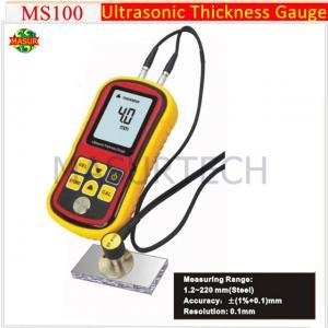 Cheap Ultrasonic Thickness Gauge MS100 wholesale