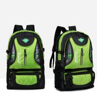 Cheap New waterproof nylon cloth outdoor men's backpacks trend leisure travel men's and women's backpack wholesale wholesale