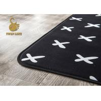 Cheap Floor Protection Modern Floor Rugs Wear Resistant No Shedding / No Shrinking wholesale