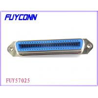 Cheap 2.16mm Centerline 36 Pin Female Centronic Solder DDK Connector Certified UL wholesale