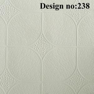 Cheap Embossed Polyvinyl Chloride PVC Film for Interior Gypsum Ceiling Tiles wholesale
