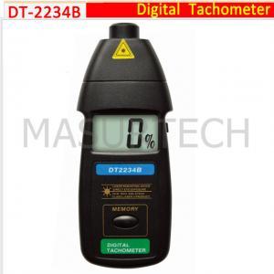 Cheap Digital Photoelectric Tachometer Sensor DT-2234B wholesale