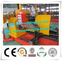 China Pipe Profile CNC Plasma Cutting Machine For Construction , Chemical on sale