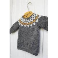 Cheap Lovely Kids chunky knit sweaters, cashmere sweaters with fashion pattern wholesale