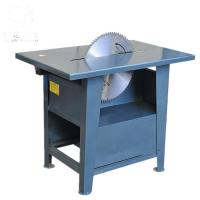 Cheap MJ heavy duty compact table circular saw machine for firewood wholesale
