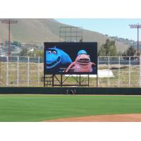 Cheap Strong Structure Stadium LED Screens P5 1/8 Scan 5-400m View Distance wholesale