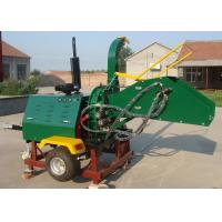 Heavy Duty Wood Chipping Machine