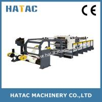 Cheap Rotary Blade Paperboard Cutting Machine,Hob Type Newspaper Sheeting Machinery,A4 Paper Making Machine wholesale