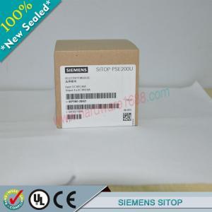 Cheap SIEMENS SITOP 6ES7307-1BA01-0AA0/6ES73071BA010AA0 wholesale