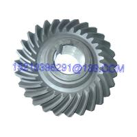 Cheap Forging Cast Steel Or Brass Spiral Bevel Gear Shaft / Planetary Gear wholesale