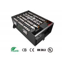 72V Lithium Car Battery With BMS For Electric car / E Bus High Protection Level