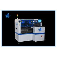 Cheap Lamp Making LED Mounting Machine HT-E5S 8 Heads Pick And Place Equipment 380AC 50Hz wholesale