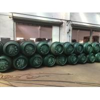 Buy cheap gas cylinder transport chlorine ,refrigerant gas ammonian with VALVES from wholesalers