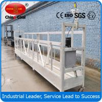 Cheap ZLP500 Construction platform/Rope Suspended Platform/suspension platform cradle wholesale