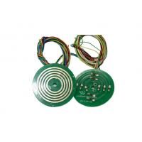 Cheap 5 ckt 2A Pancake Slip Ring with PCB Board Design with Separate Rotor and Stator wholesale