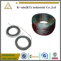 Cheap 1x7 3mm Steel Wire Rope for Agricultural wholesale