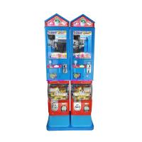 Cheap All Metal Coin Gumball Vending Machine For Amusement Park ,Game Center wholesale