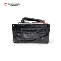 Cheap 60137555 24V Air Conditioner Control Panel Reach Stacker Spare Parts wholesale