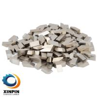Cheap Industrial Grade Tungsten Carbide Saw Tips For Single / Double Scoring Saw Blade wholesale