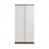 Buy cheap office 2 door file cabinet double door steel handle filing cabinet from wholesalers