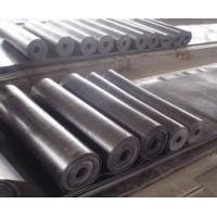 Cheap Abrasion Resistance SBR Industrial Rubber Sheet 2-12Mpa Tensile Strength wholesale