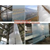 Cheap Agriculture PO film greenhouse clear plastic film,Greenhouse plastic HDPE printed film for bituminous Waterproof Membran wholesale