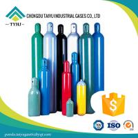 Cheap CE, DOT, ISO, GB certificated gas aluminum, steel high pressure cylinder seamless wholesale
