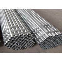 Cheap Thick Wall Seamless Black Steel Pipe High Pressure With Plastic Caps 3m - 8m wholesale