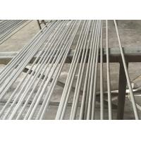 High Strength Small Diameter Stainless Steel Tubing Customized Length