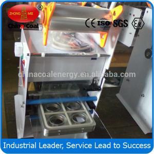 Cheap automatic plastic cup sealing machine wholesale