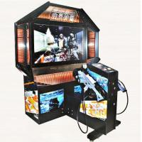 Cheap 55' LCD Arcade Multi Operation Ghost Electronic Original Simulator Indoor Shooting Games Machine wholesale
