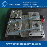 Cheap thin-walls food packaging containers molding,thin wall PP boxes molds,iml cups moulds wholesale