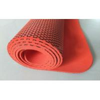 Flexibility NR Extra Long Mat / Non Slip Outdoor Yoga Mat Excellent Memory Character