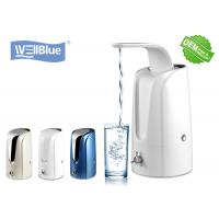 Cheap UF 0.01 Micron Alkaline Water Filter System , Countertop Water Purifier CE / ISO wholesale