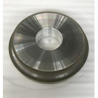 Cheap Resin Bonded CBN Grinding Wheels 1A1 For Metal High Steel Thickness 40mm wholesale