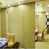 Buy cheap Industrial Mobile Sound Proofing Operable Rolling Sliding Partition Wall Philipines from wholesalers
