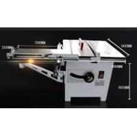 Cheap MJ243C Woodworking circular sawing machine with mobile workbench, Inclination saw wholesale